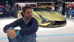 Lamborghini Sian in video dal Salone di Francoforte 2019 - Immagine: 1