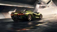 Lamborghini Sian, edizione limitatissima