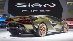 Lamborghini Sian in video dal Salone di Francoforte 2019 - Immagine: 5