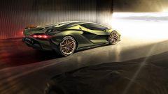 Lamborghini Sian, novità in edizione limitata
