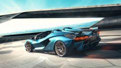 Lamborghini Sian Roadster: dal dialetto bolognese