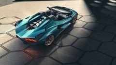 Lamborghini Sian Roadster: edizione limitata a 19 esemplari