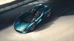 Lamborghini Sian Roadster: ibrida con supercondensatore