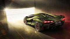 Lamborghini Sian, supersportiva ibrida