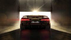 Lamborghini Sian verso il debutto