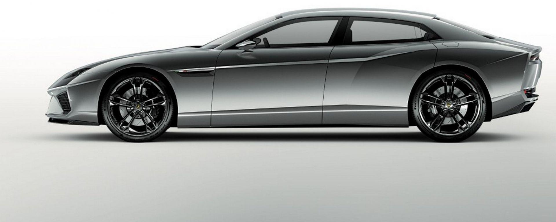 Lamborghini: sorpresa elettrica in arrivo nel 2025