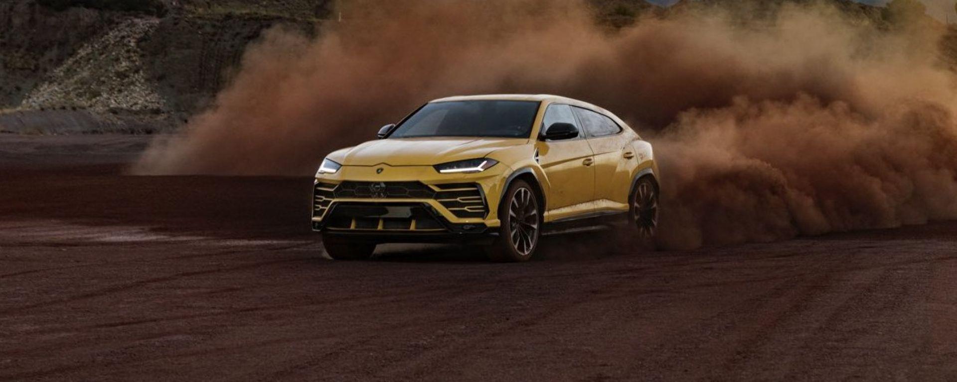 Lamborghini, Domenicali si sbottona: futuro della Urus nel racing?