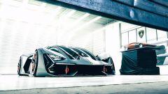 Lamborghini Terzo Millennio: l'hypercar elettrica secondo il MIT - Immagine: 2