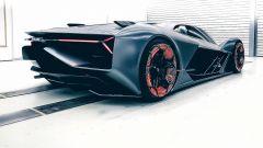 Lamborghini Terzo Millennio: l'hypercar elettrica secondo il MIT - Immagine: 1