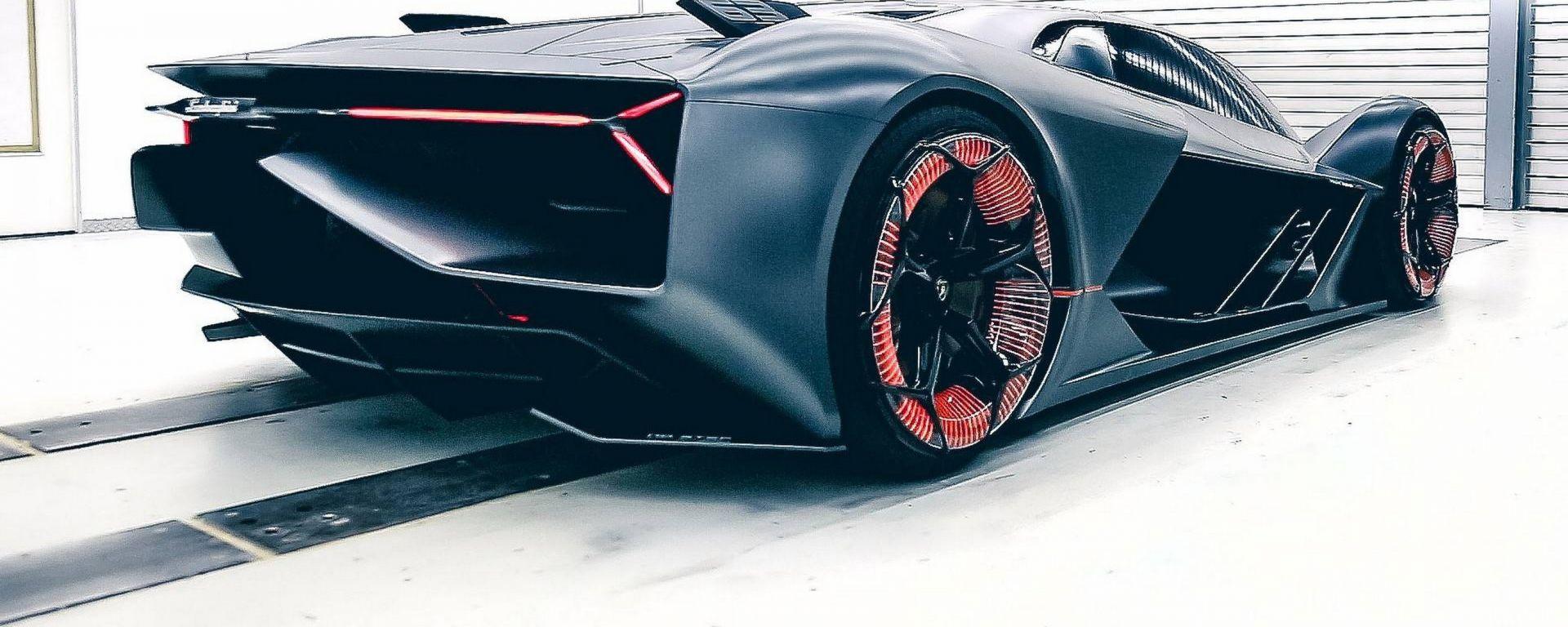 Lamborghini Terzo Millennio: l'hypercar elettrica secondo il MIT