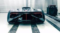 Lamborghini Terzo Millennio: l'hypercar elettrica secondo il MIT - Immagine: 4