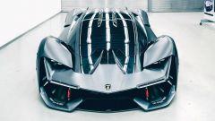 Lamborghini Terzo Millennio: l'hypercar elettrica secondo il MIT - Immagine: 6