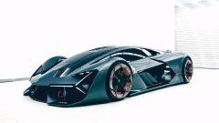 Lamborghini Terzo Millennio: l'hypercar elettrica secondo il MIT - Immagine: 15