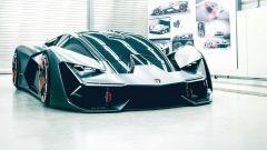 Lamborghini Terzo Millennio: l'hypercar elettrica secondo il MIT - Immagine: 16
