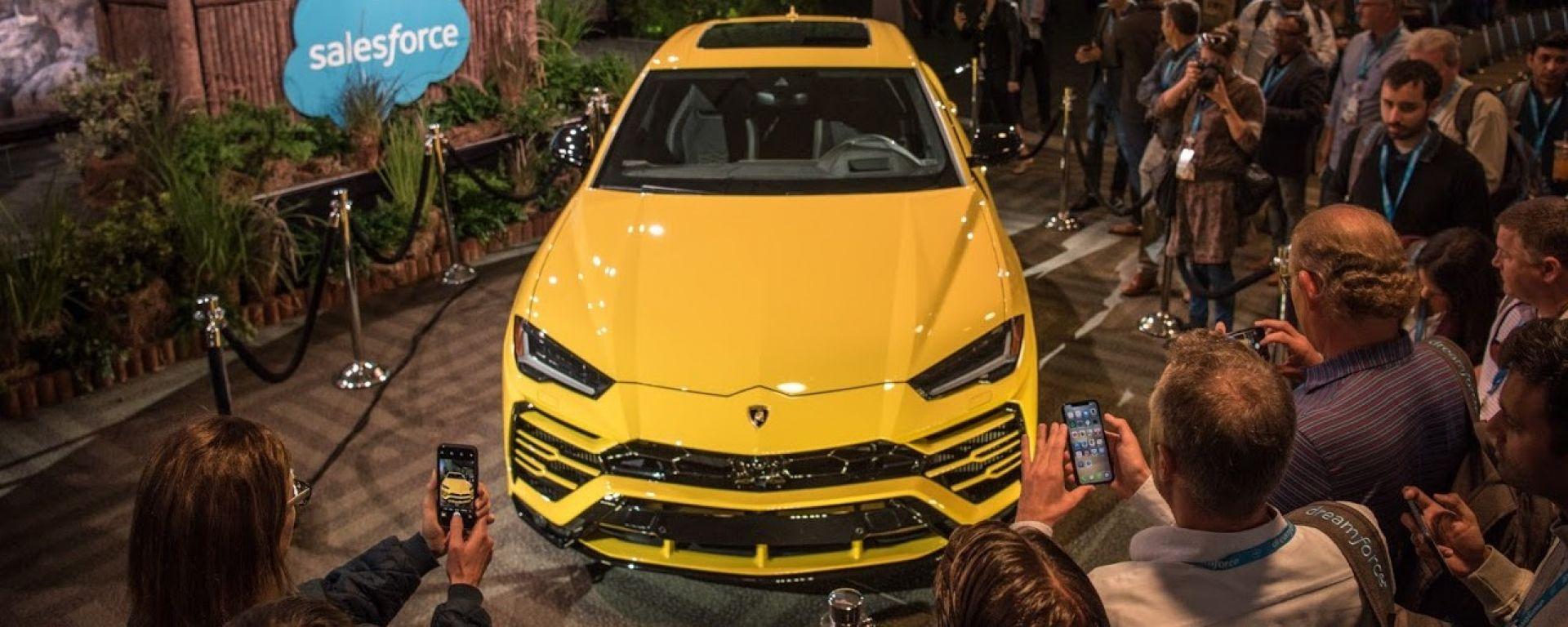 Lamborghini Unica: l'applicazione dedicata ai clienti Lamborghini