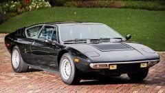 Lamborghini Urraco: 3/4 anteriore