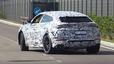 Lamborghini Urus 2022: anche ibrido plug-in?
