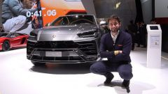 Lamborghini Urus: in video dal Salone di Ginevra 2018 - Immagine: 1