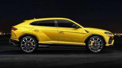 Lamborghini Urus: in video dal Salone di Ginevra 2018 - Immagine: 5