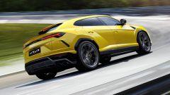 Lamborghini Urus: in video dal Salone di Ginevra 2018 - Immagine: 7