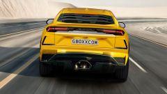 Lamborghini Urus: in foto come non lo avete mai visto  - Immagine: 3