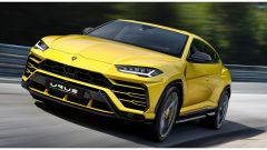 Lamborghini Urus e Huracan: in futuro motori ibridi ed elettrici