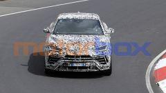 Lamborghini Urus EVO: il frontale