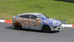 Lamborghini Urus EVO: le luci sono nuove