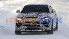 Lamborghini Urus EVO, prime foto del restyling. Come cambia - Immagine: 2