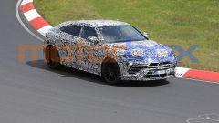 Lamborghini Urus EVO: vista 3/4 anteriore