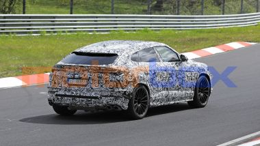 Lamborghini Urus EVO: vista 3/4 posteriore