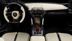 Lamborghini Urus, gli interni