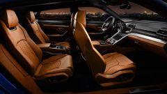 Lamborghini Urus: gli interni