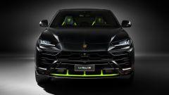 Lamborghini Urus Graphite Capsule 2021: il frontale
