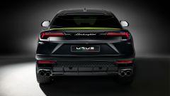 Lamborghini Urus Graphite Capsule 2021: il posteriore