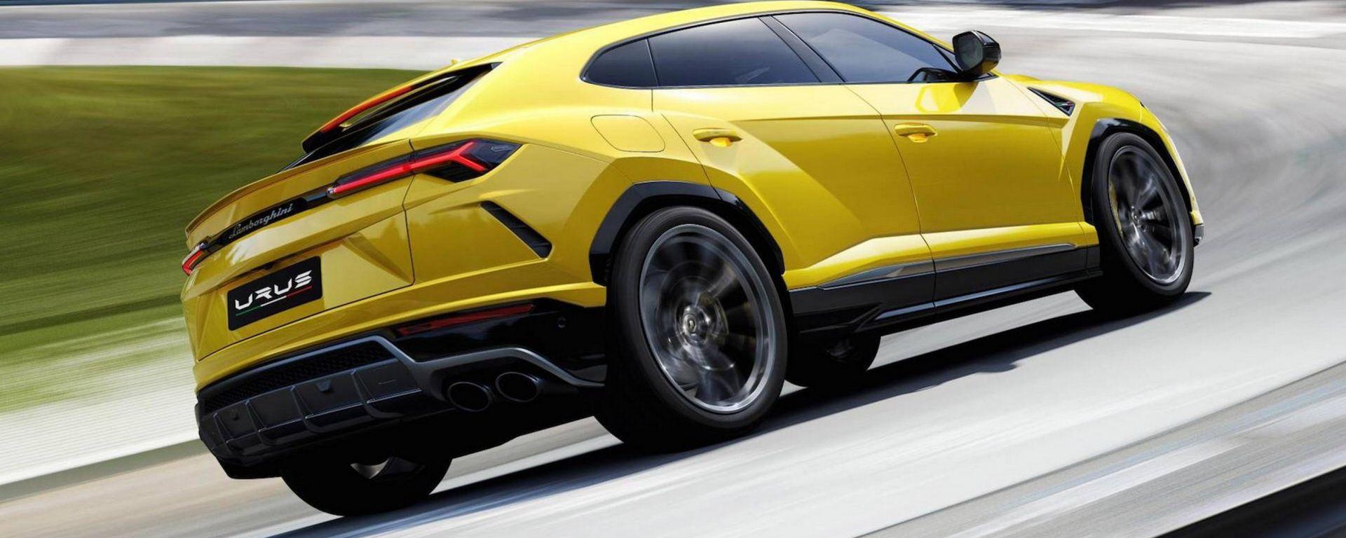 Lamborghini Urus: i media stranieri criticano il sound
