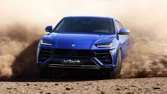 Lamborghini Urus: i media stranieri criticano il sound - Immagine: 1