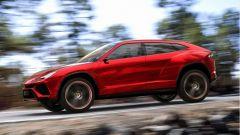 Lamborghini Urus: il motore sarà un V8 turbo da 600 cv