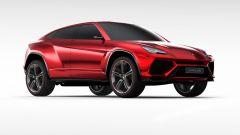 Lamborghini Urus: la concept presentata nel 2012 anticipa le forme della suv di Toro