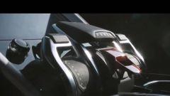 Lamborghini Urus, la leva dell'automatico