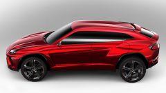 Lamborghini Urus: la suv aiuterà la Casa del Toro a raddoppiare le vendite e raggiungere le 7.000 unità annue