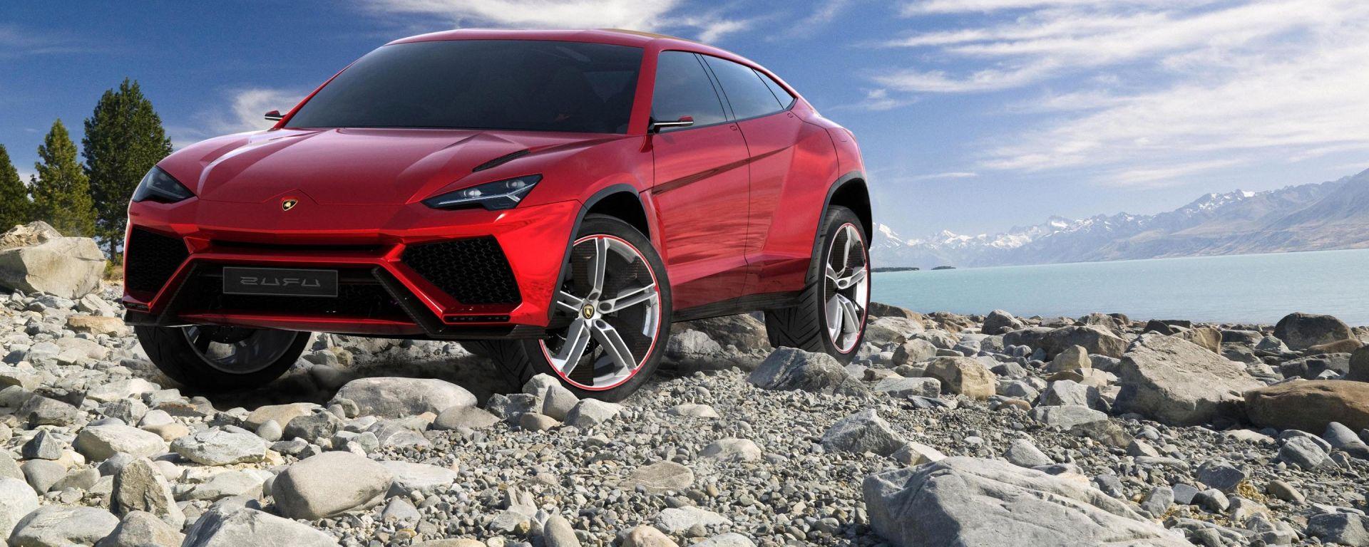Lamborghini Urus: la suv del Toro arriverà nel 2018 e sarà mossa da una motorizzazione ibrida