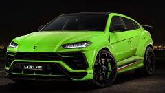 Arriva la Lamborghini Urus Performante basata sul concept ST-X