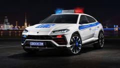 Lamborghini Urus Police