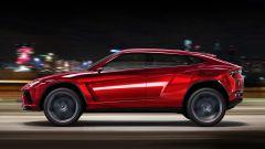 Lamborghini Urus, il video teaser