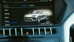 Lamborghini Urus: la driving mode Corsa