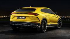 La Lamborghini  Urus ai raggi X: tutto sul nuovo super suv - Immagine: 13