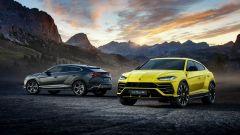 La Lamborghini  Urus ai raggi X: tutto sul nuovo super suv - Immagine: 14