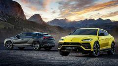 Lamborghini Urus, segno dei tempi che cambiano
