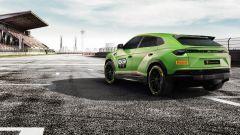 Lamborghini Urus ST-X concept: correrà un monomarca su asfalto e sterrato